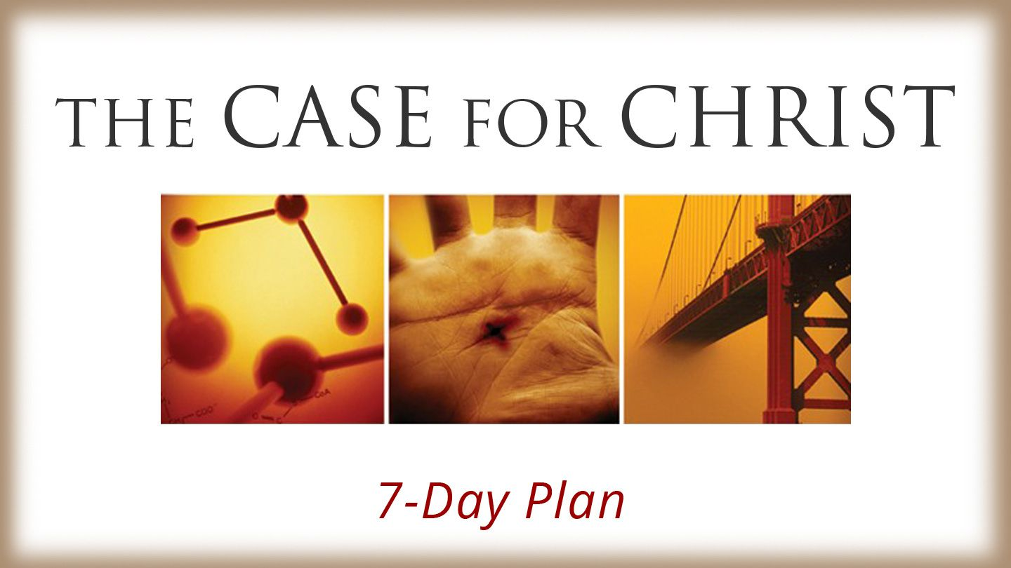 The Case for Christ Case