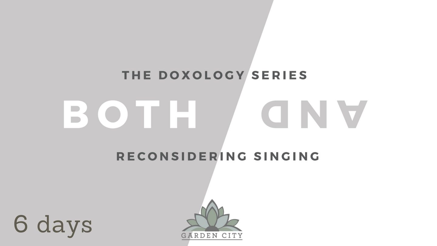 Reconsidering Singing - The Bible commands us to SING  Learn how to