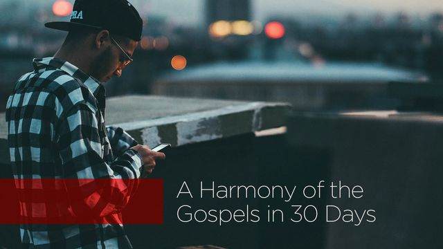 A Harmony of the Gospels in 30 Days