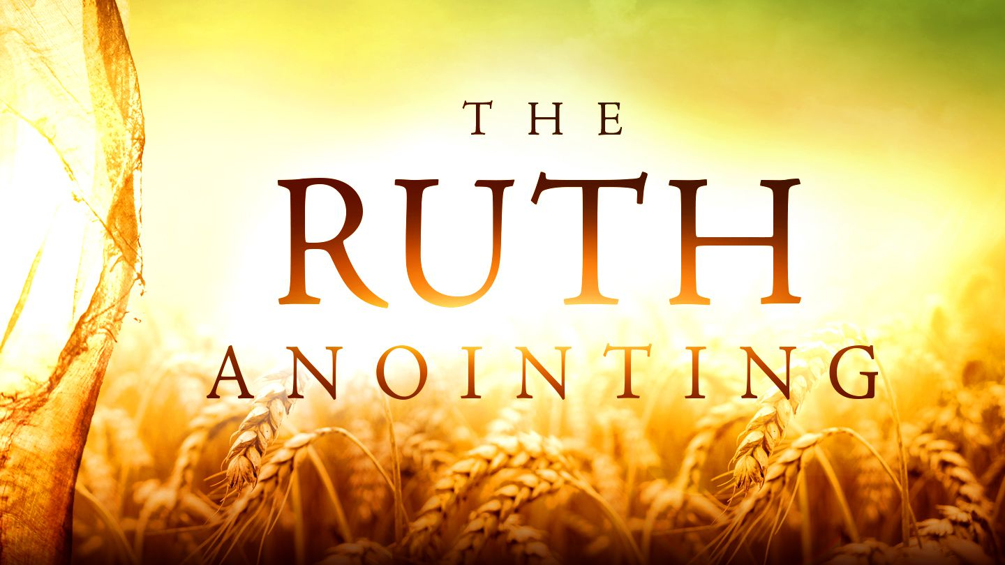The Anna Anointing - Each insightful daily reading will