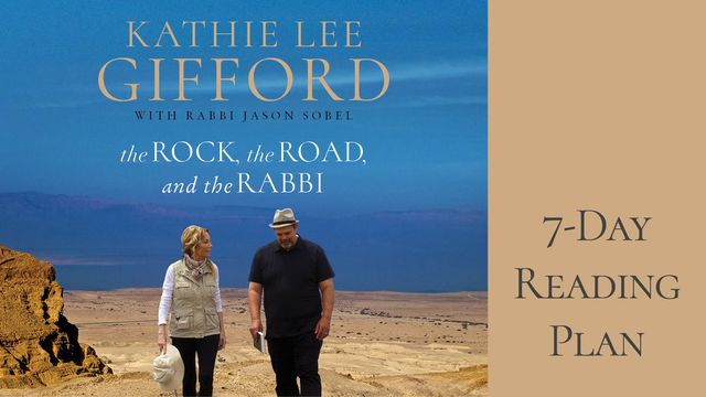 The Rock, the Road, and the Rabbi with Kathie Lee