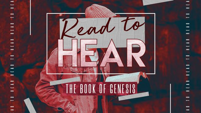 Read To Hear : Book Of Genesis