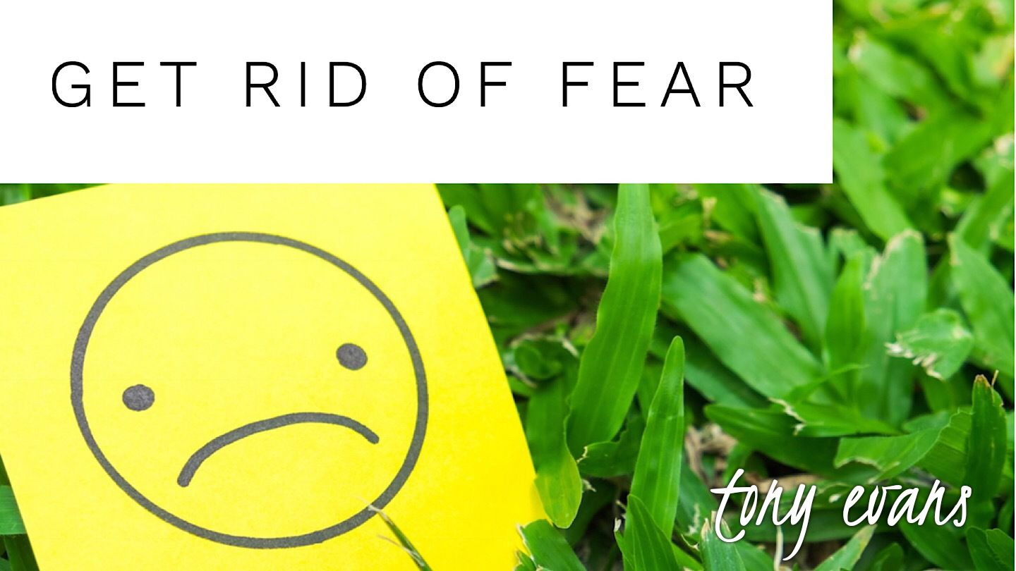 How to get rid of fear 34