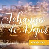 Johannes De Doper Voor Jou