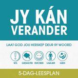 Jy Kán Verander Deur Gerdi van den Berg