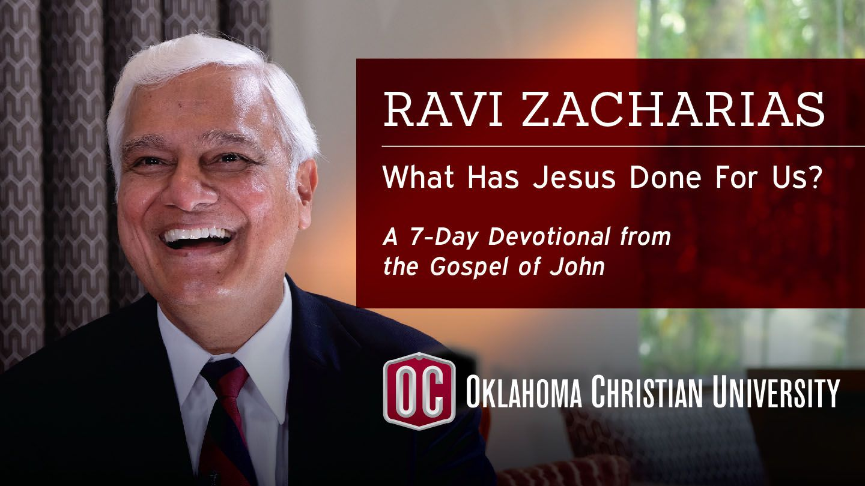 who is ravi zacharias wife