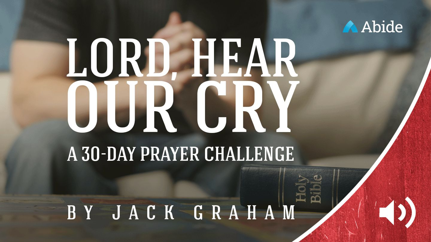 30 Day Prayer Challenge - The purpose of this devotional is to