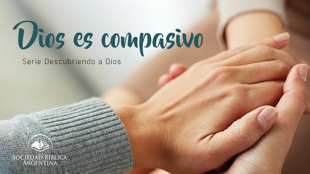 Dios es compasivo
