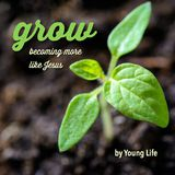 Grow: Becoming More Like Jesus