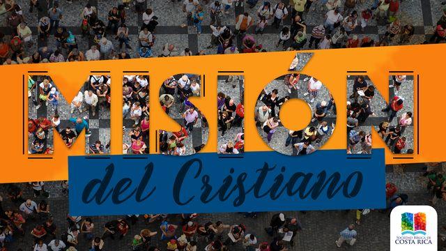 Misión del Cristiano