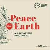 Peace on Earth: A 5-Day Advent Devotional