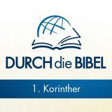 Durch die Bibel - Höre den 1. Korintherbrief an