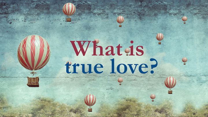 What Is True Love? - Everyone wants to know what love really