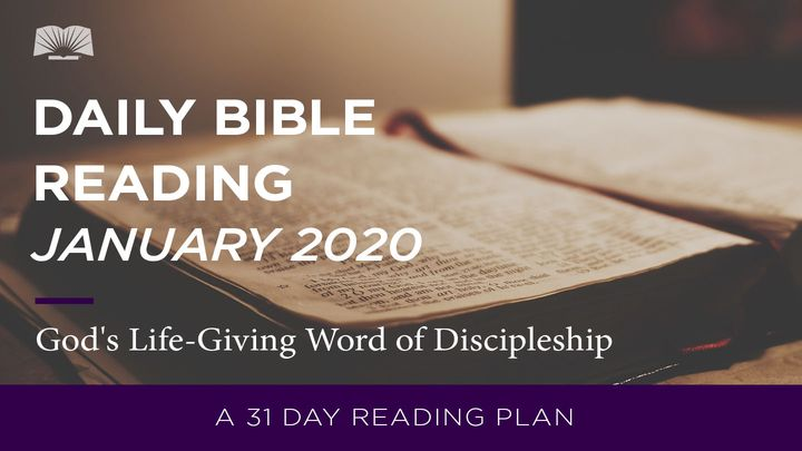 God's Life-Giving Word of Discipleship