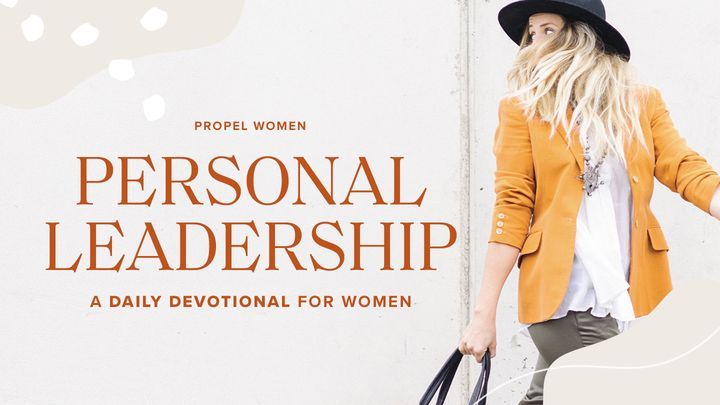 Personal Leadership with Christine Caine and Propel Women