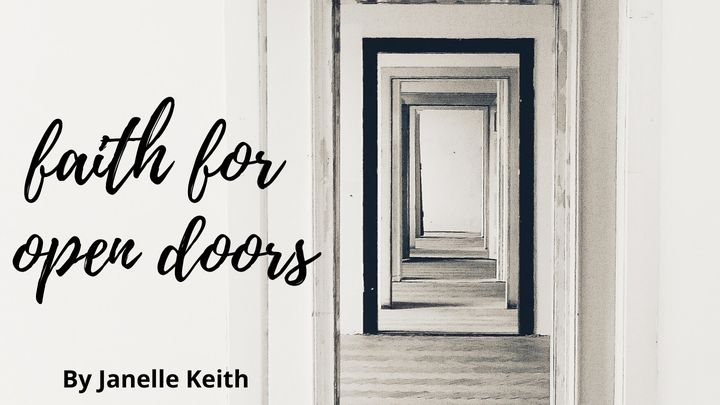 Faith for Open Doors