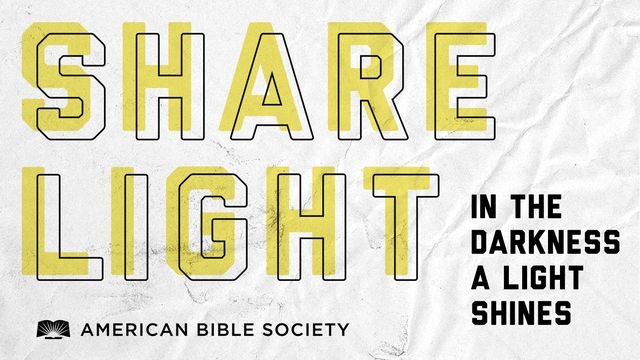 Share Light: In the Darkness a Light Shines