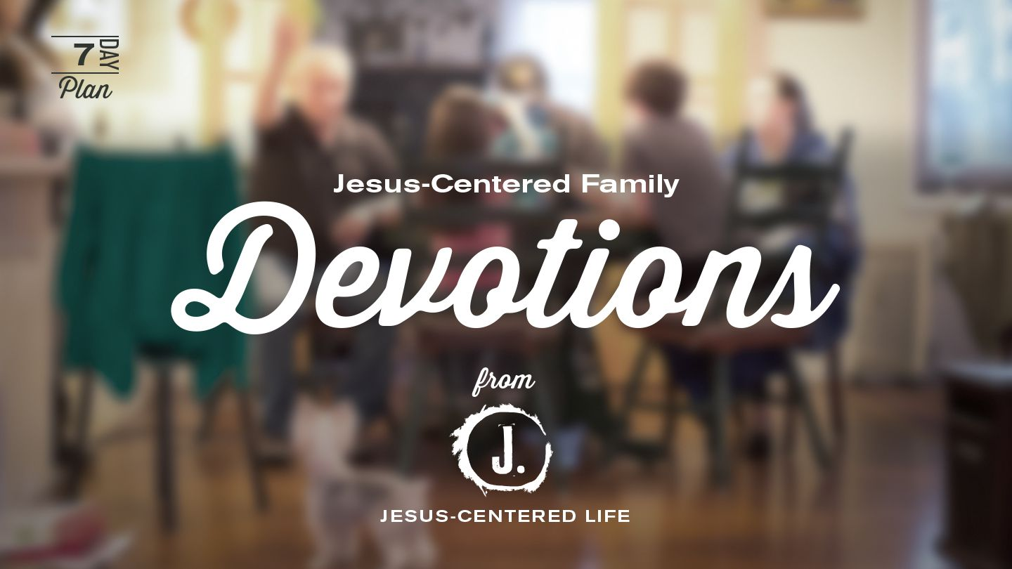 Jesus-Centered Family Devotions - No-Prep, Zero-Guilt, Perfect-Fit Family  Devotions for You and Your Crew. Family devotions have gotten a bad rap…and  often ...