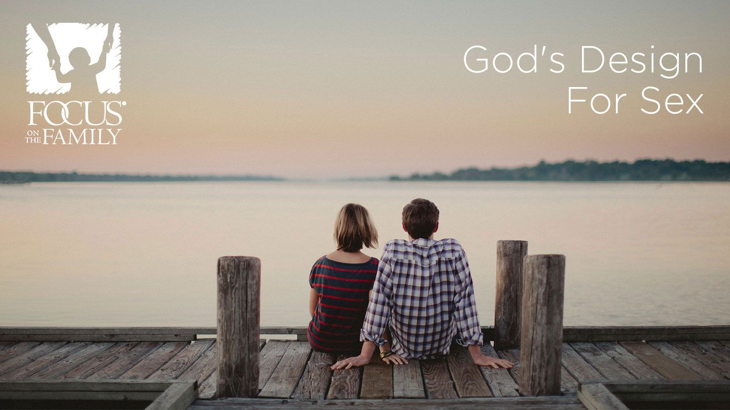 Gods design for human sexuality