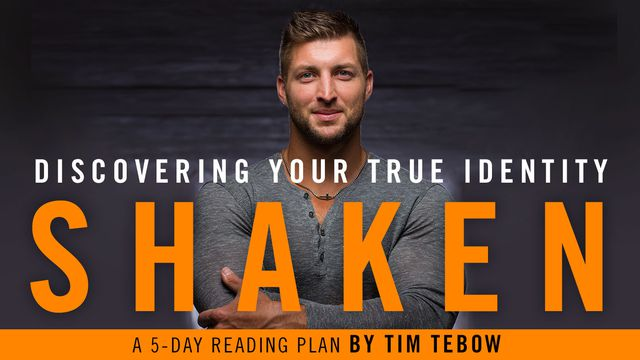 Shaken: Discover Your True Identity in the Midst of Life's Storms