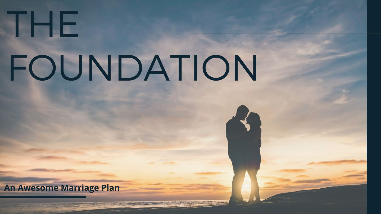 Redefining Love - In order to have an awesome marriage, we have to