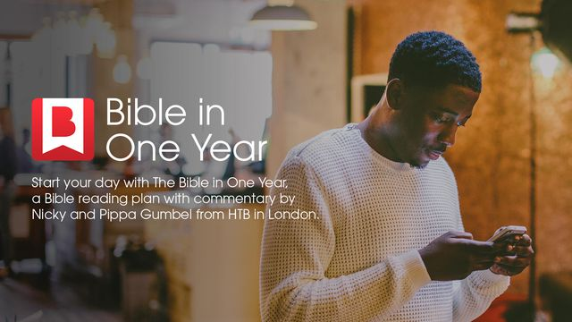 Bible In One Year 2017