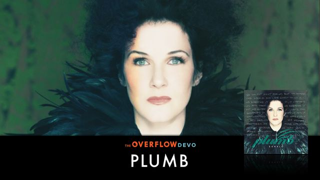Plumb: The Overflow Devo