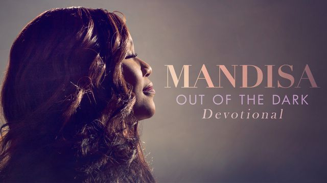 Mandisa: Out of the Dark Devotional