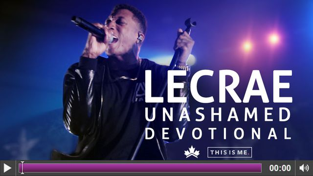 Lecrae: The Unashamed Devotional